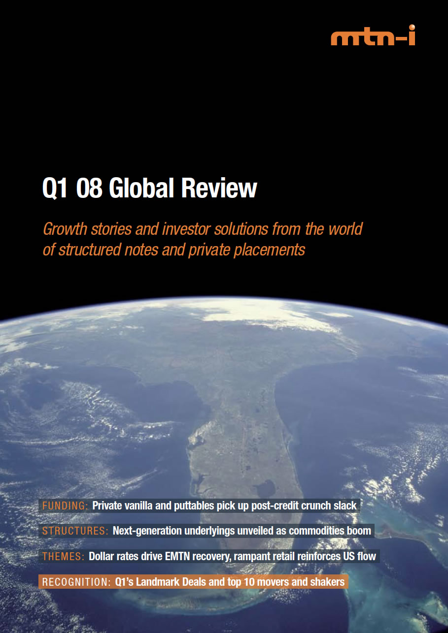 Q1 2008 Global Review