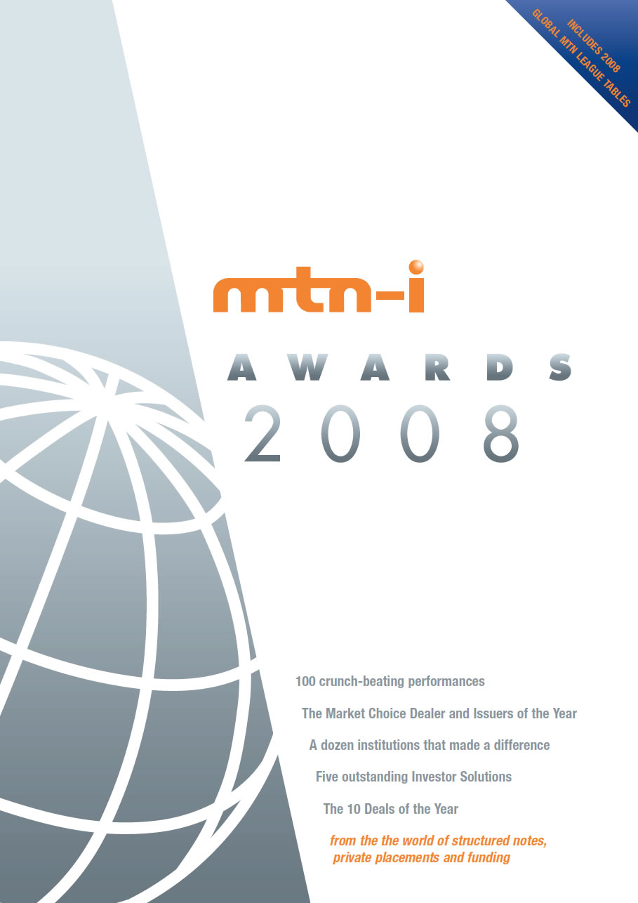 2008 Awards Issue