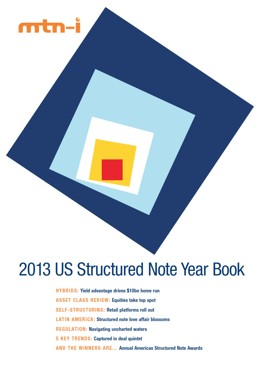 2013 US Structured Note Year Book