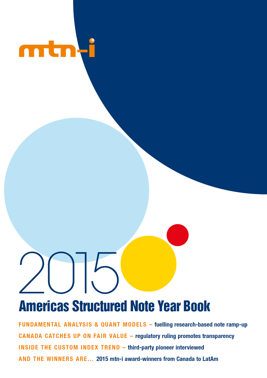 2015 Americas Structured Note Year Book
