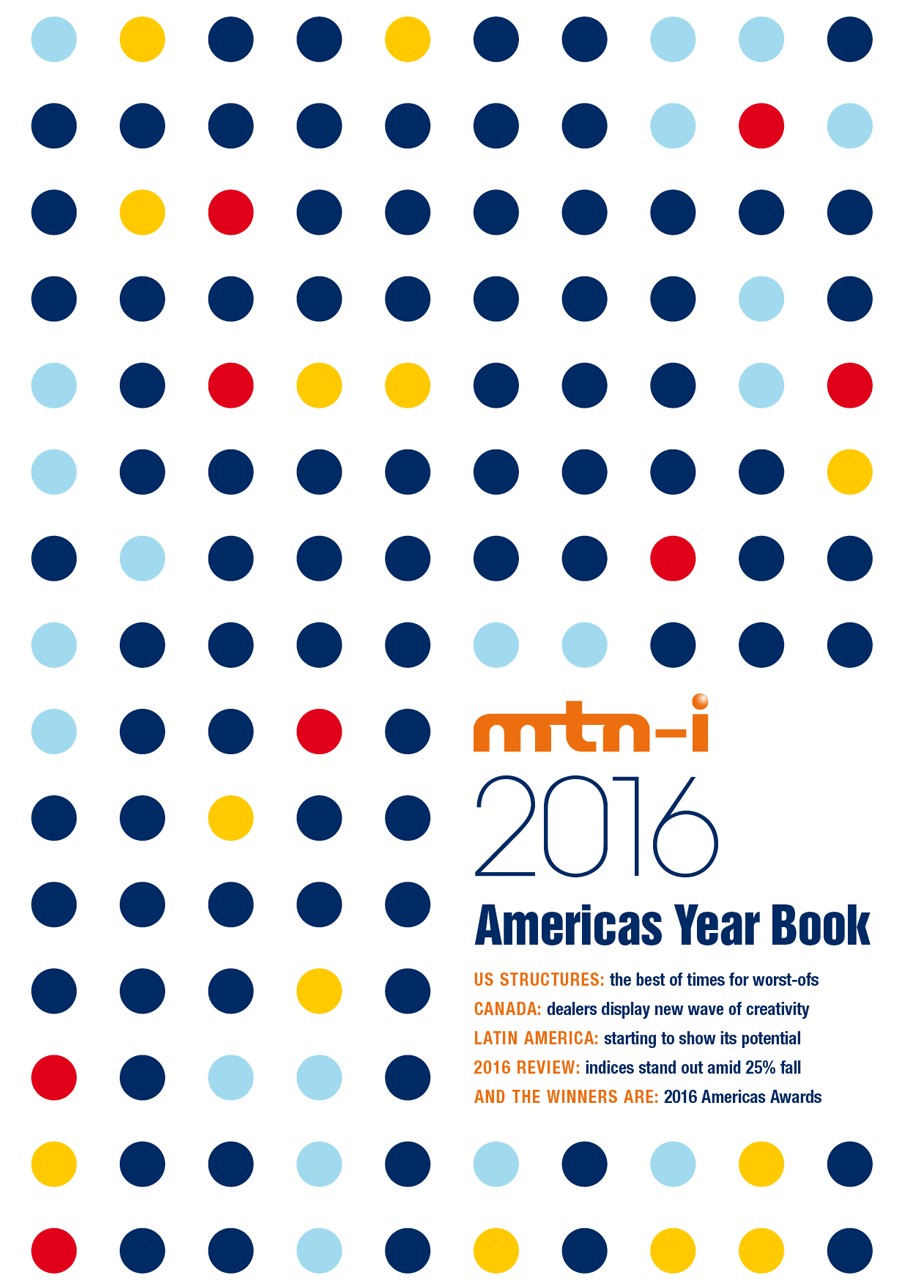 2016 Americas Year Book